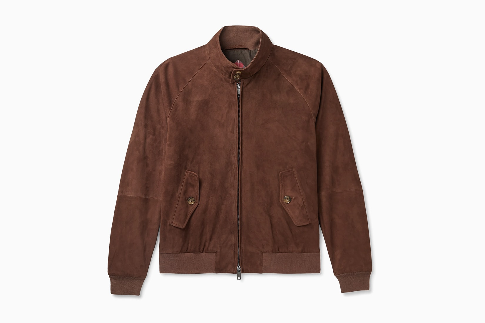 best men bomber jacket brown Baracuta review - Luxe Digital