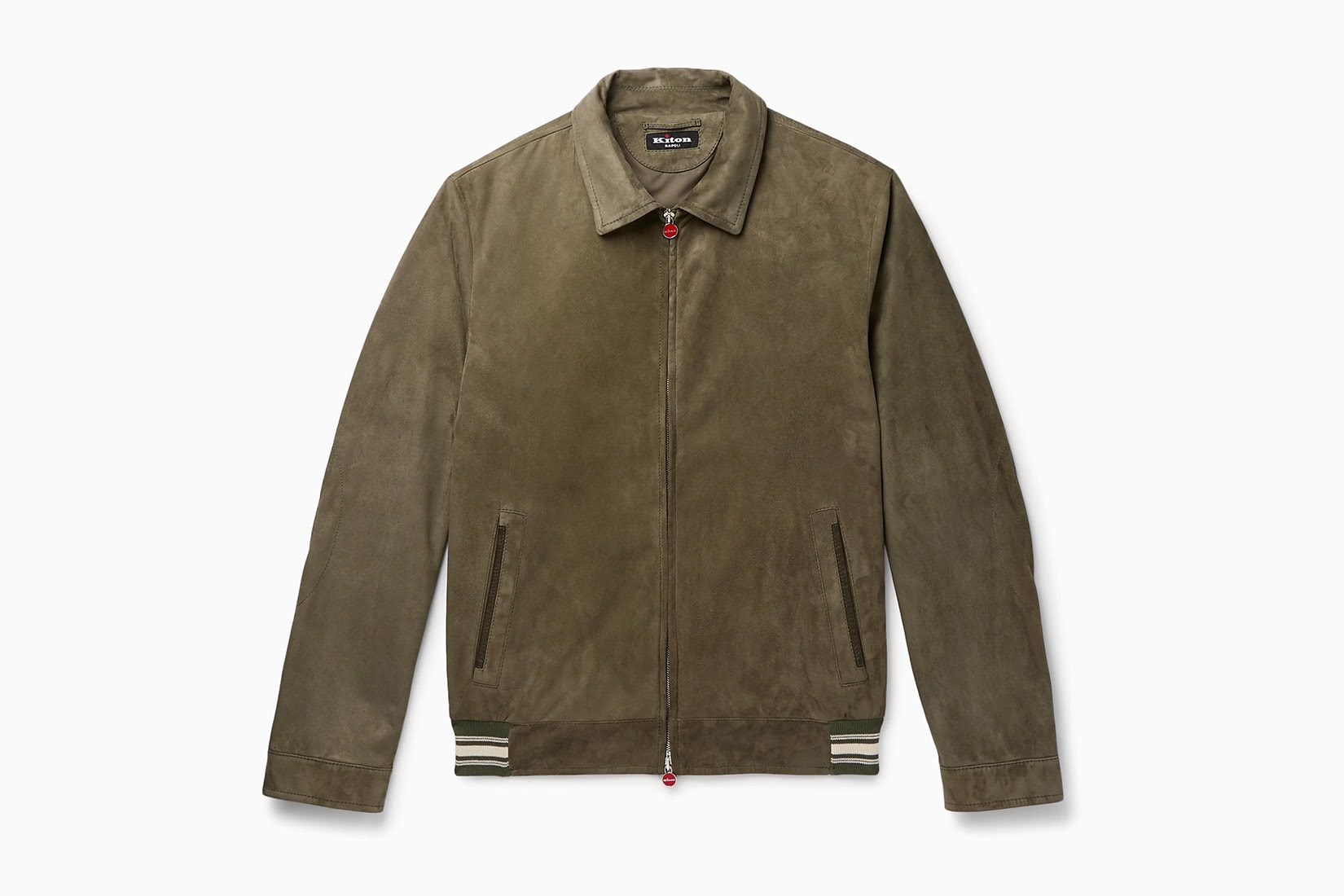 best men bomber jacket expensive Kiton review - Luxe Digital