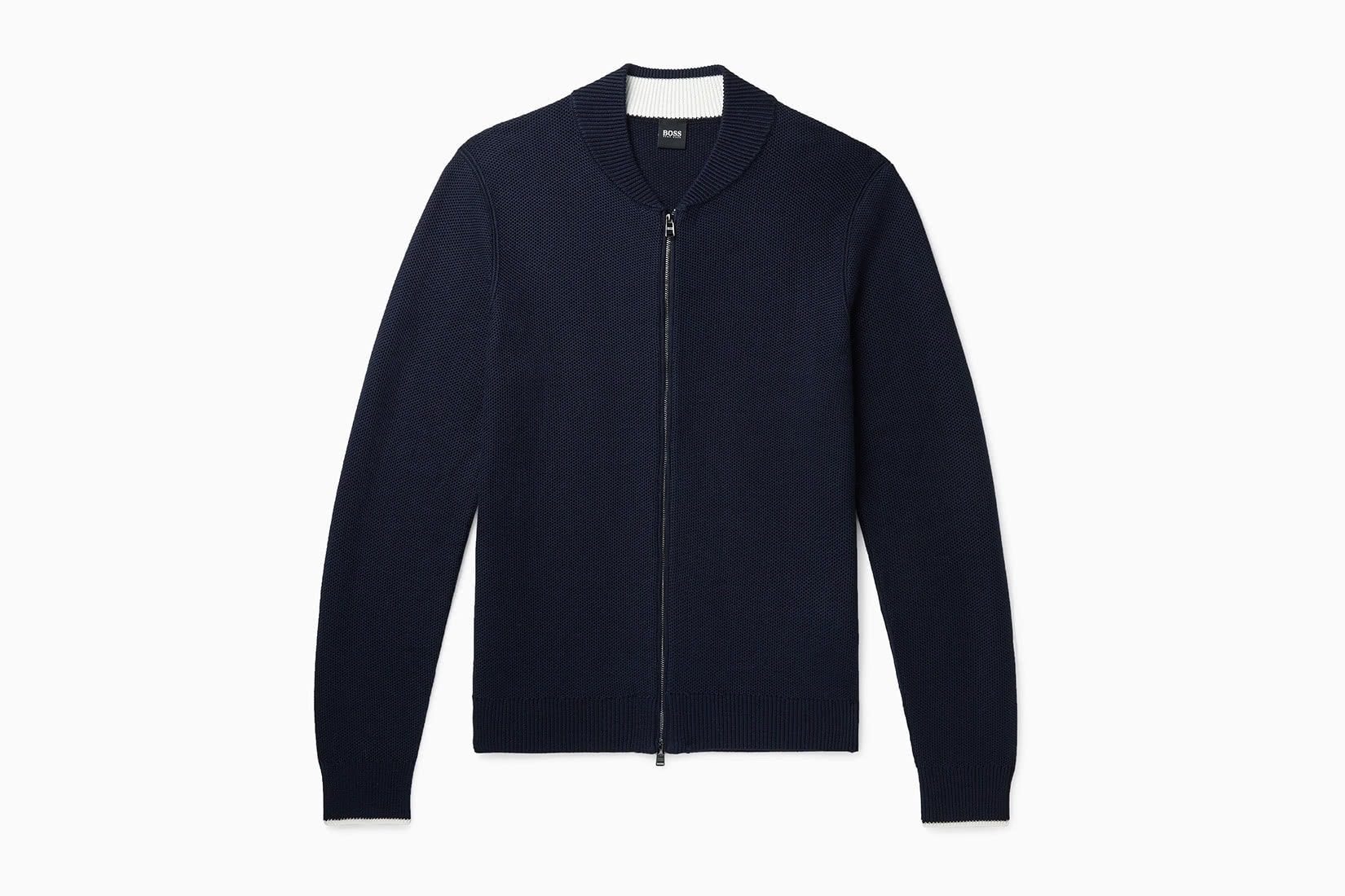 best men bomber jacket modern HUGO BOSS review - Luxe Digital