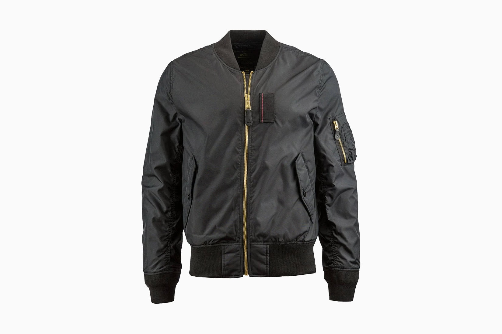 best men bomber jacket summer Alpha Industries Skymaster review - Luxe Digital