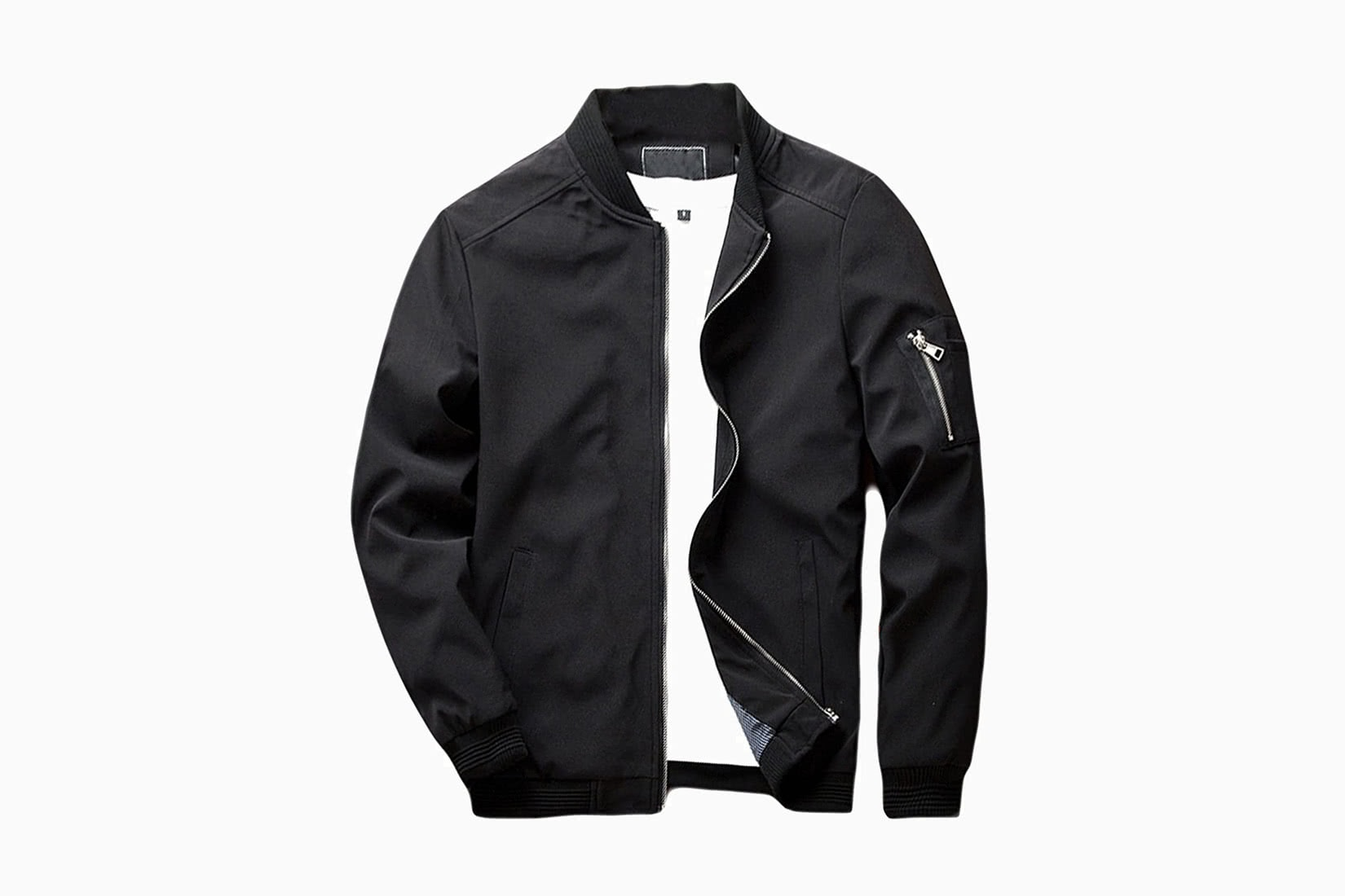 best men bomber jacket value Sandbank Softshell review - Luxe Digital