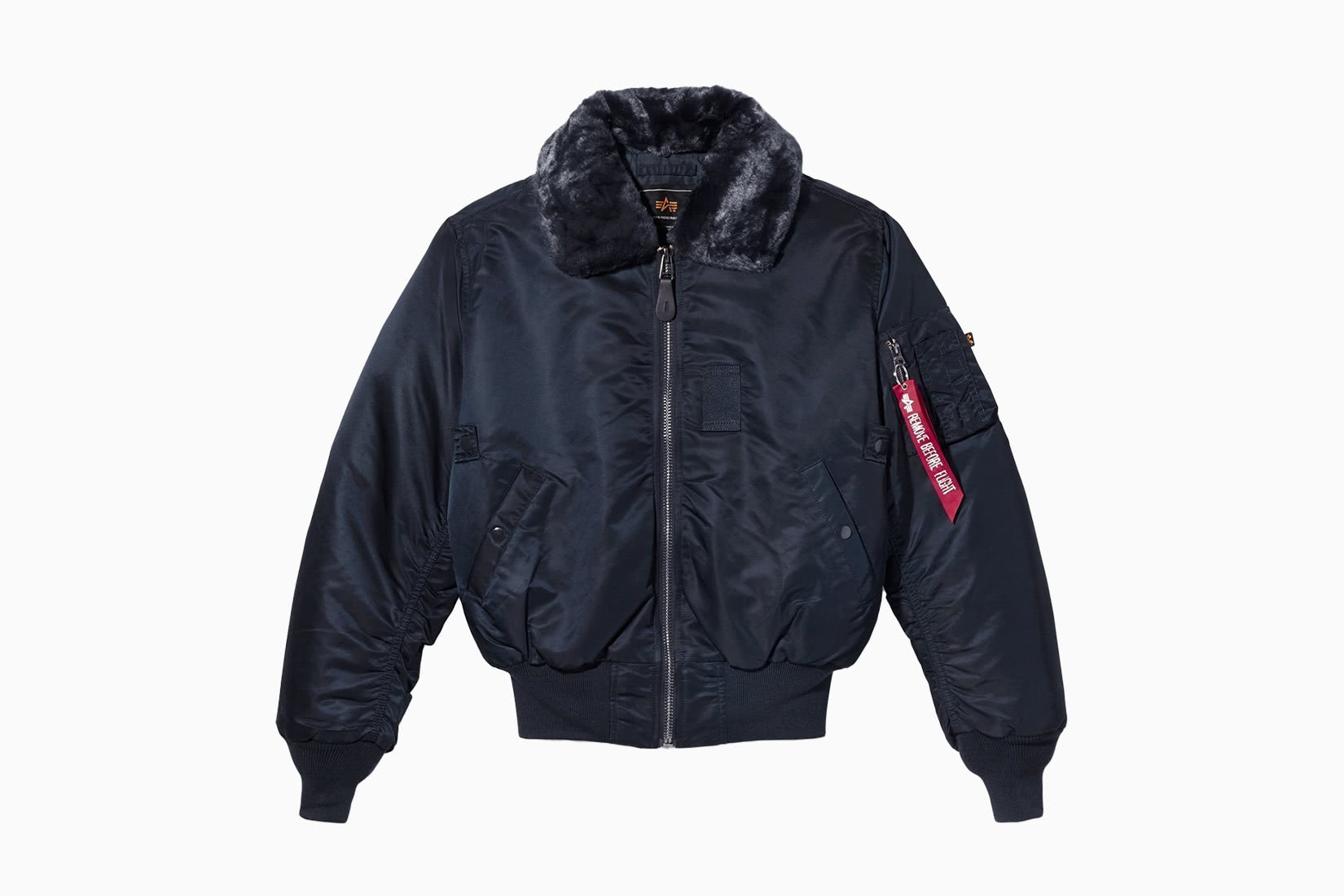 best men bomber jacket winter Alpha Industries B-15 review - Luxe Digital