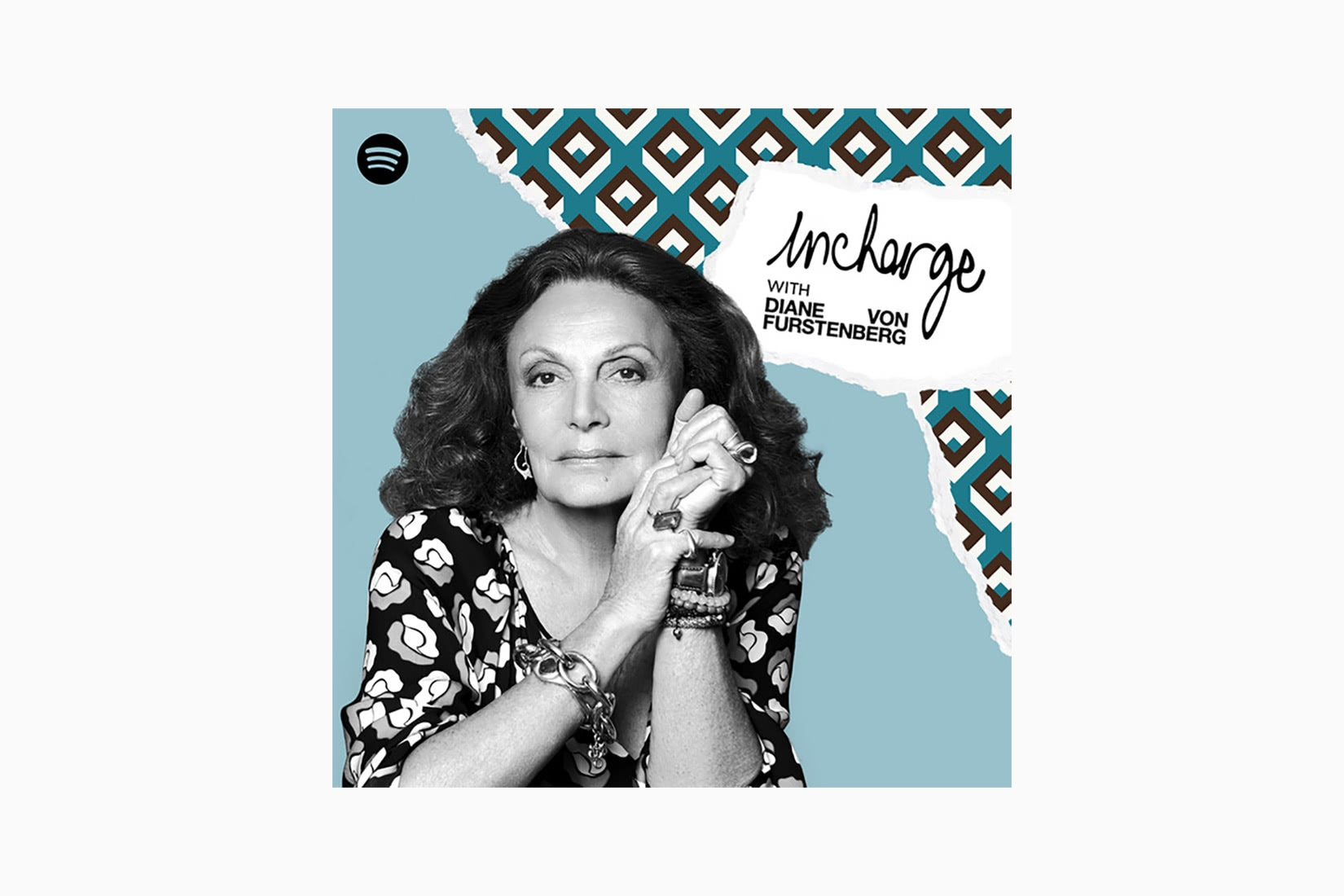 best podcasts incharge with DVF luxe digital