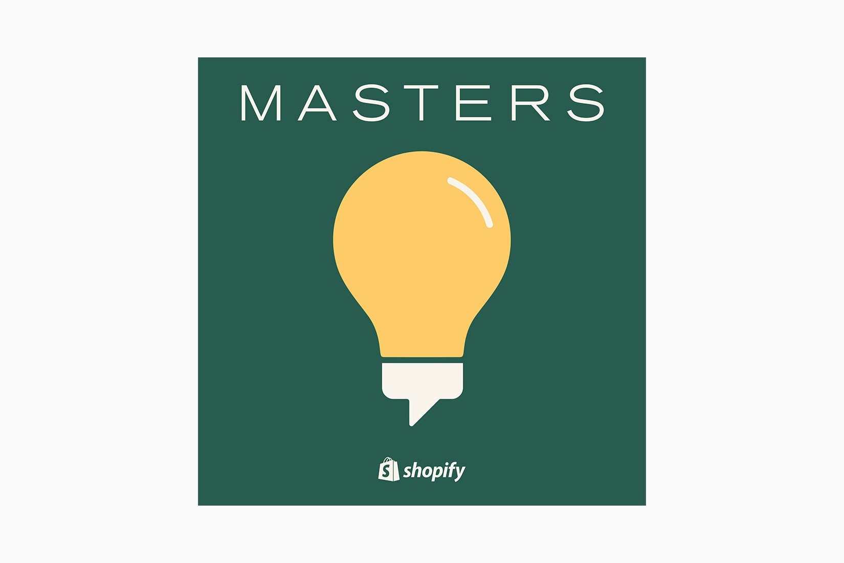 best podcasts shopify masters luxe digital