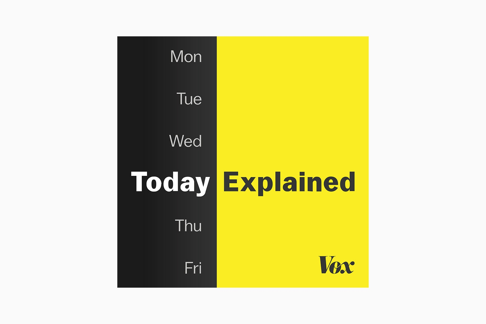 best podcasts today explained vox luxe digital