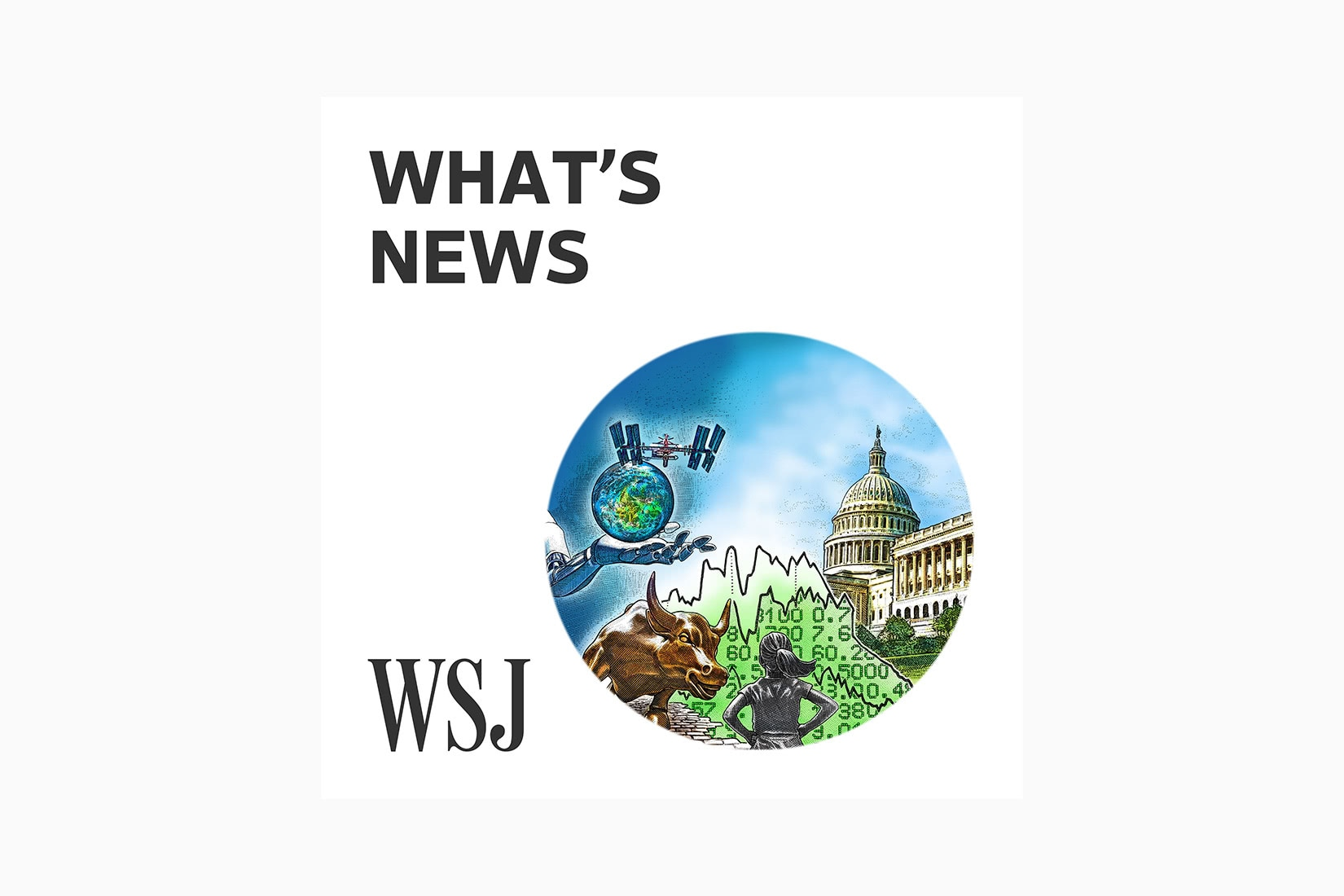 best podcasts whats news the wall street journal luxe digital