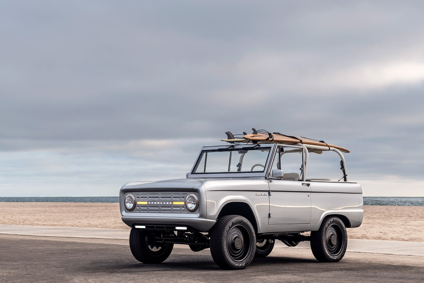 zero labs electric ford bronco road test - Luxe Digital