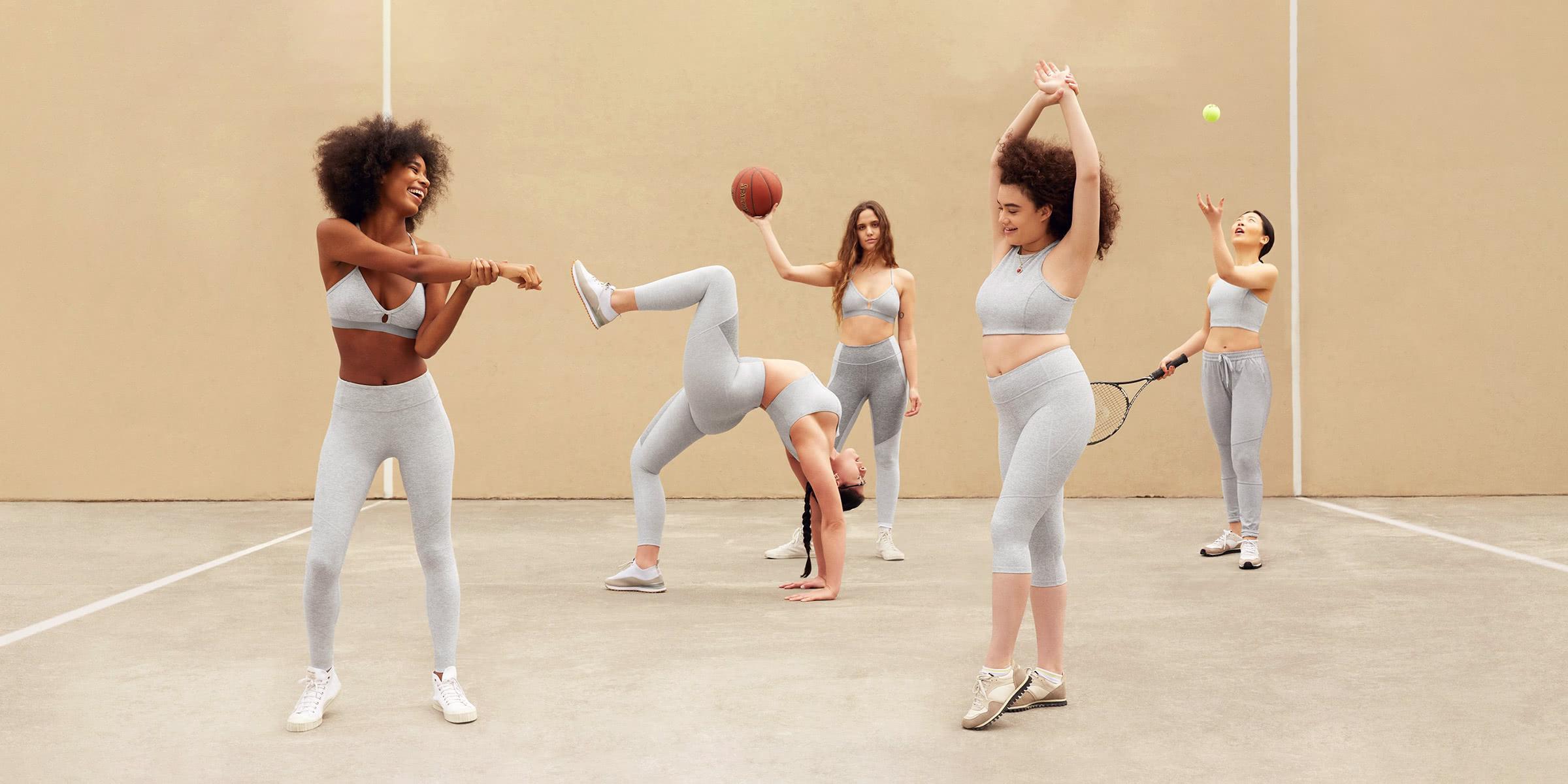 best women activewear athleisure brands - Luxe Digital