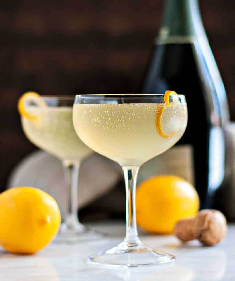 moet chandon champagne cocktail recipe Luxe Digital