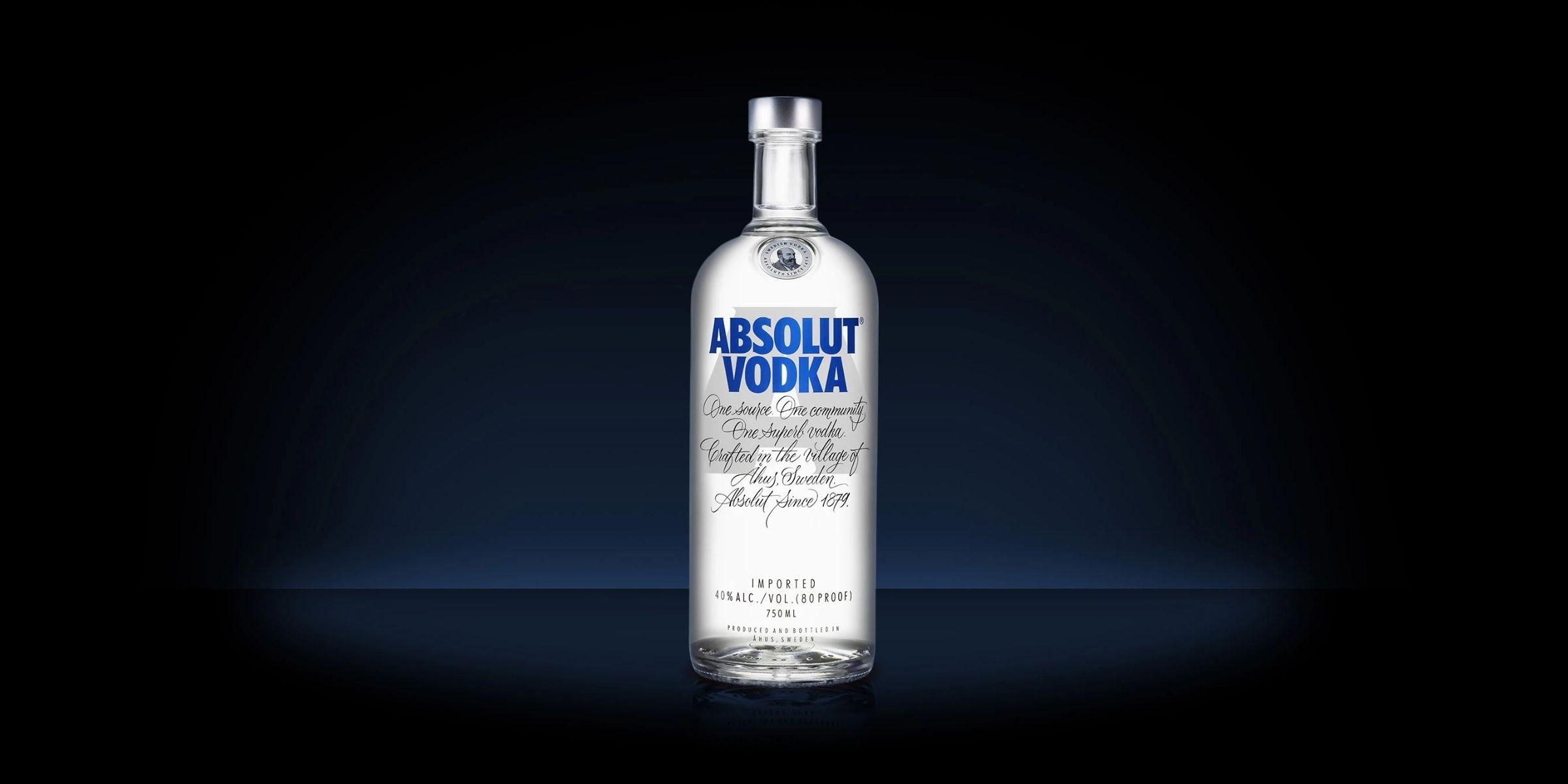 Absolut Vodka Bottle Price Size - Luxe Digital