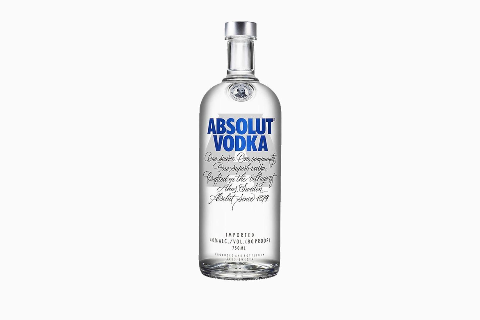 Absolut Vodka Original Price Review - Luxe Digital