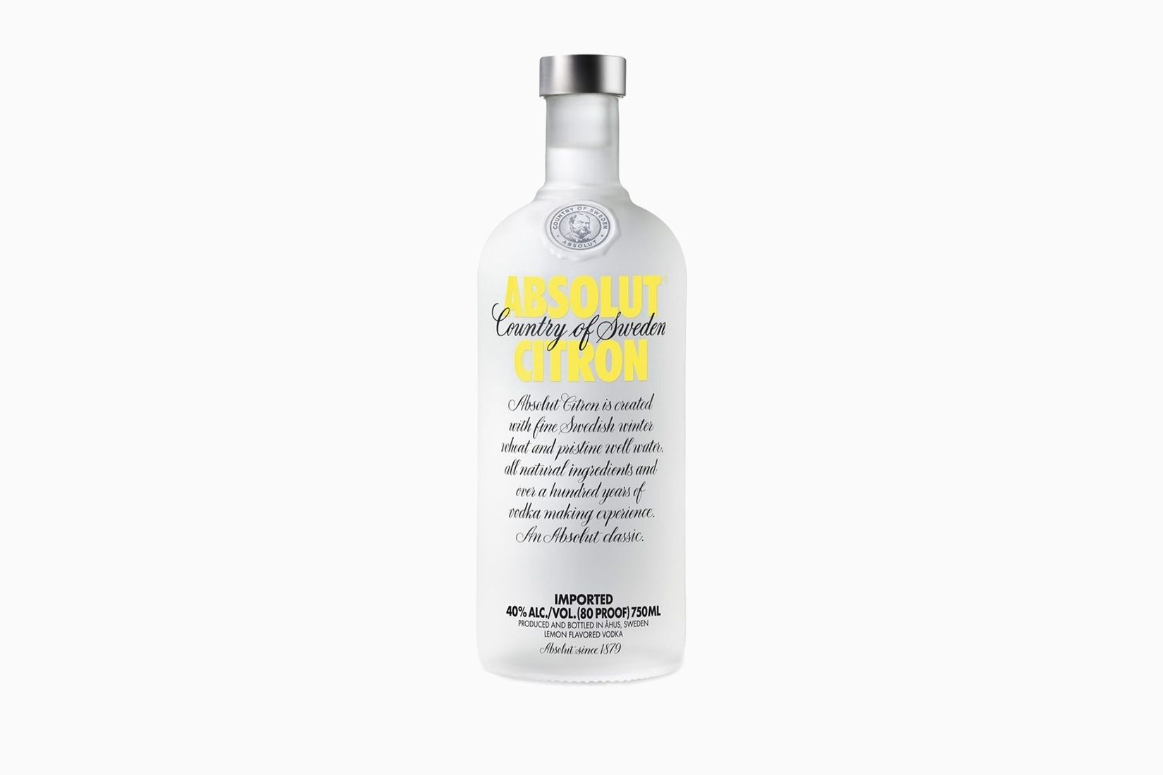 Absolut Vodka Citron Price Review - Luxe Digital