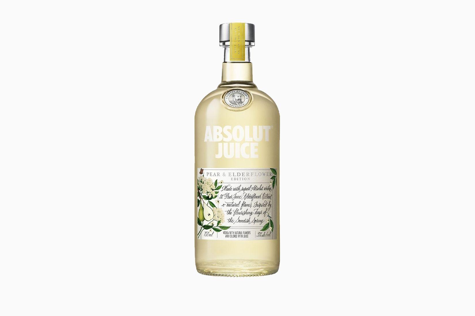 Absolut Vodka Juice Elderflower Edition Price Review - Luxe Digital