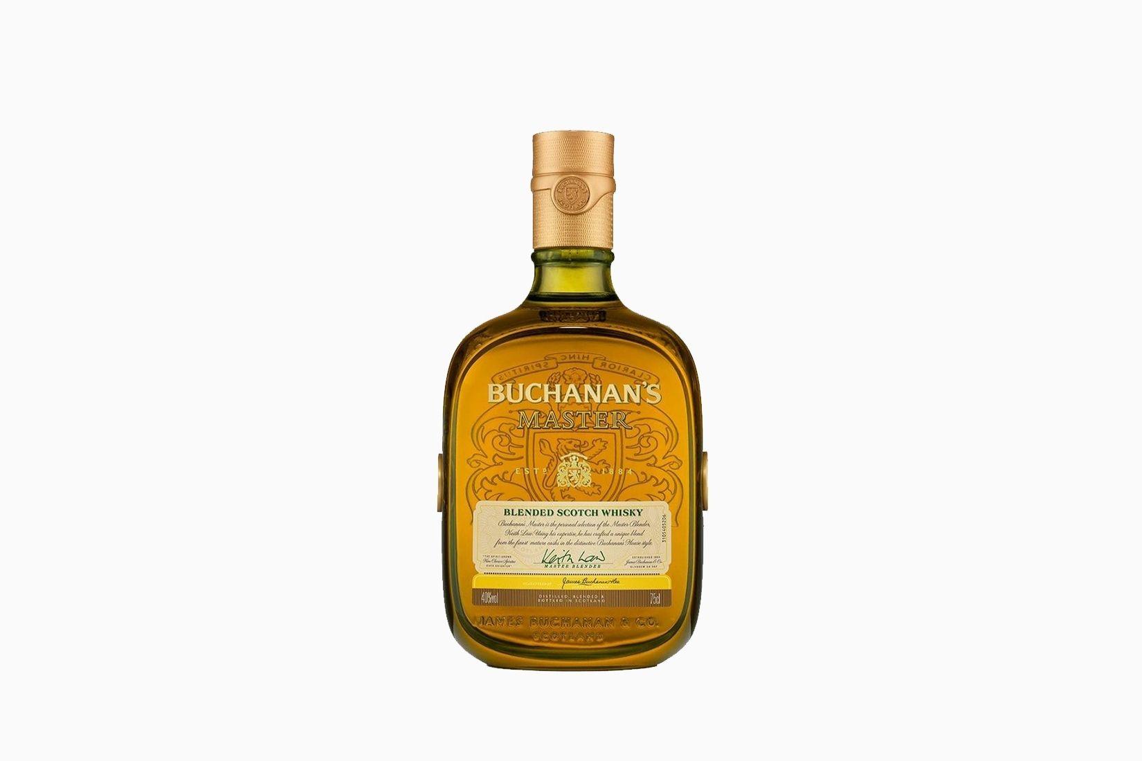 Revisión de precios especiales de reserva de 18 años de Buchanans - Luxe Digital