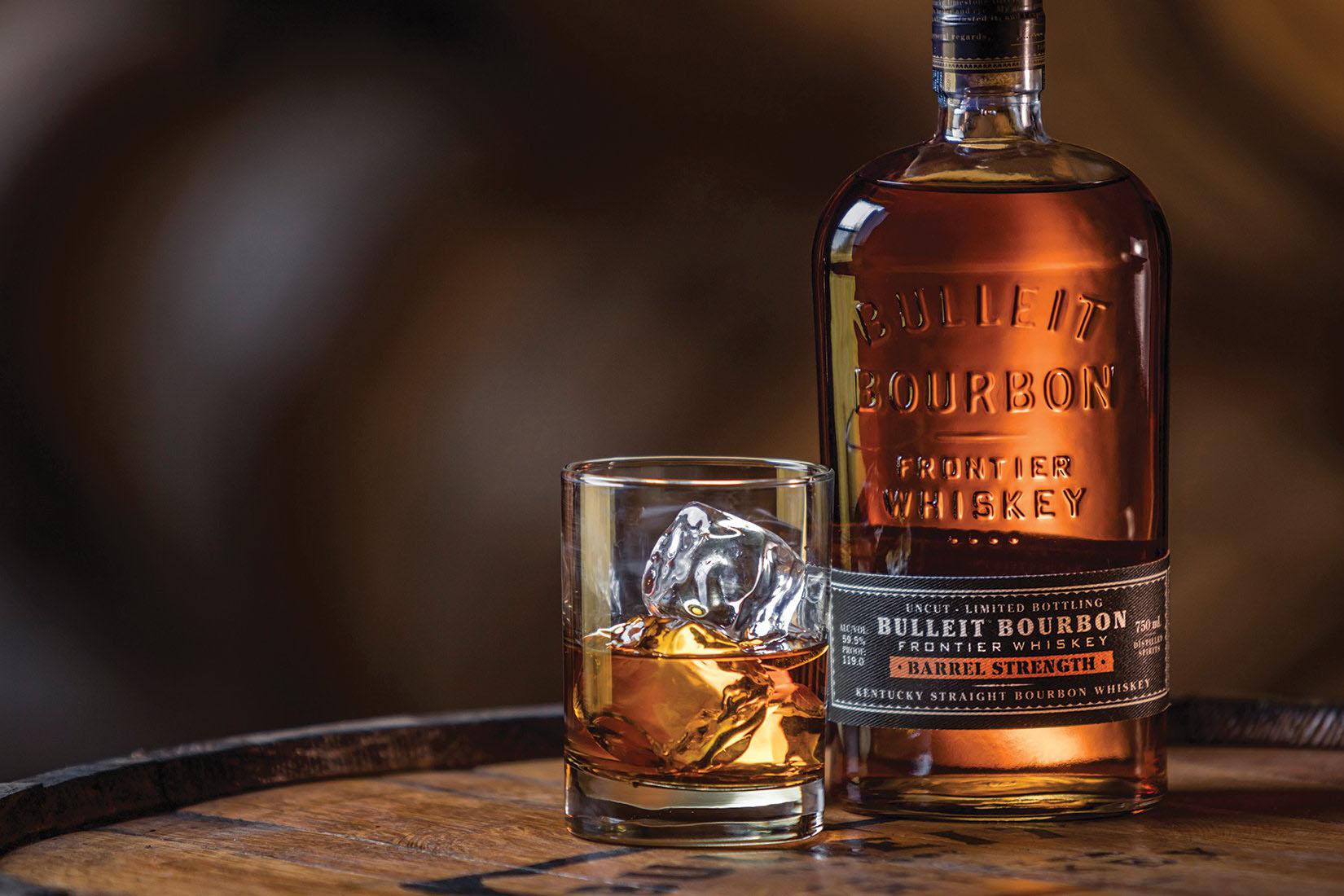 bulleit bourbon bottle price size Luxe Digital