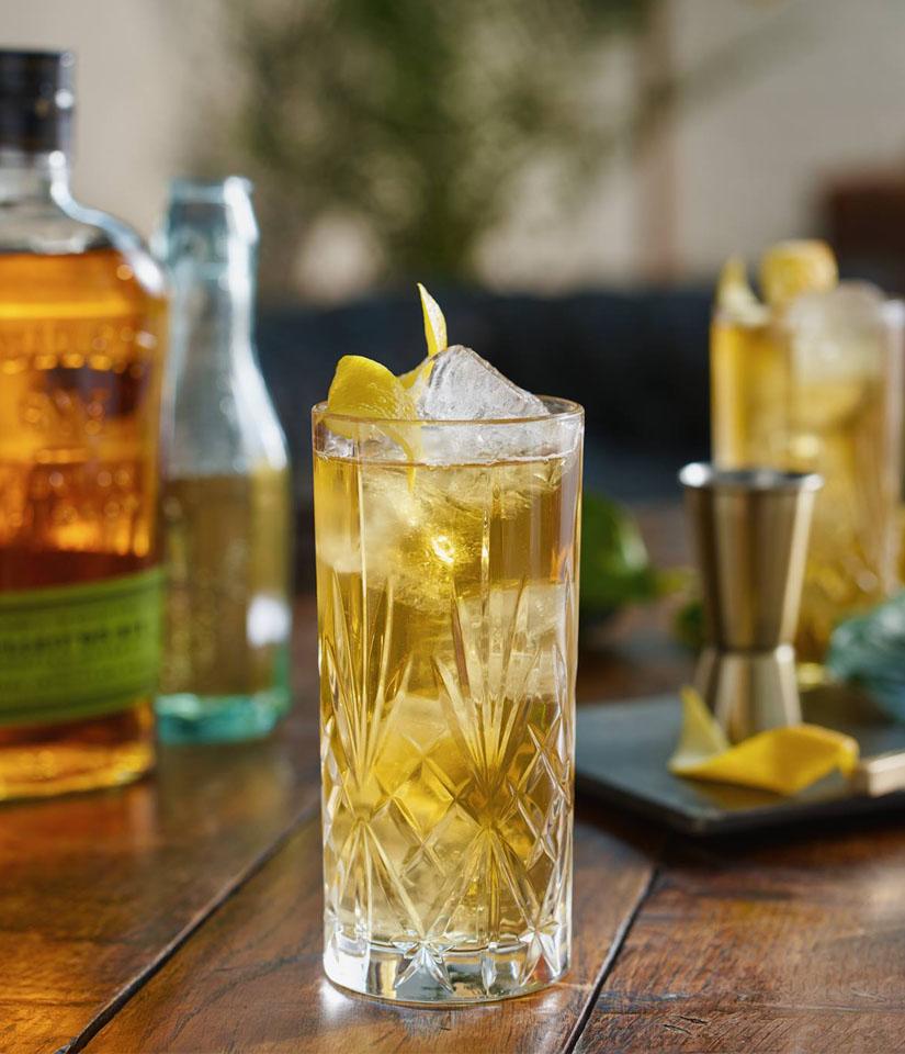 bulleit whiskey bourbon lemonade recipe Luxe Digital