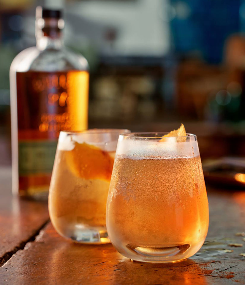 bulleit whiskey ryes up recipe Luxe Digital