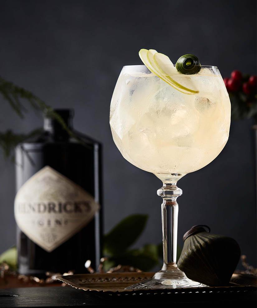 receta de gin fizz hendricks Luxe Digital
