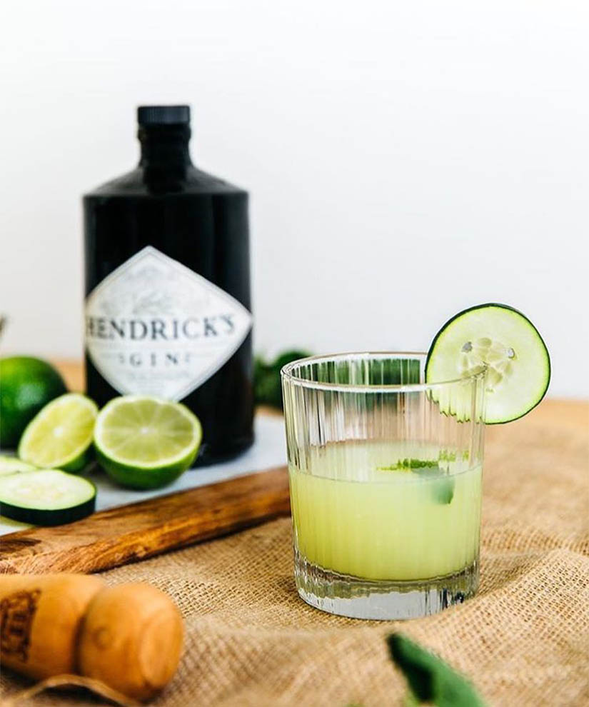 receta de hendricks gin tonic Luxe Digital