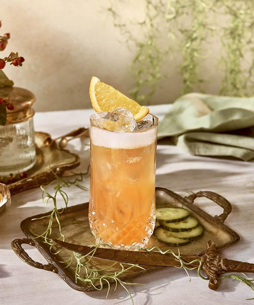 receta de hendricks st clements Luxe Digital