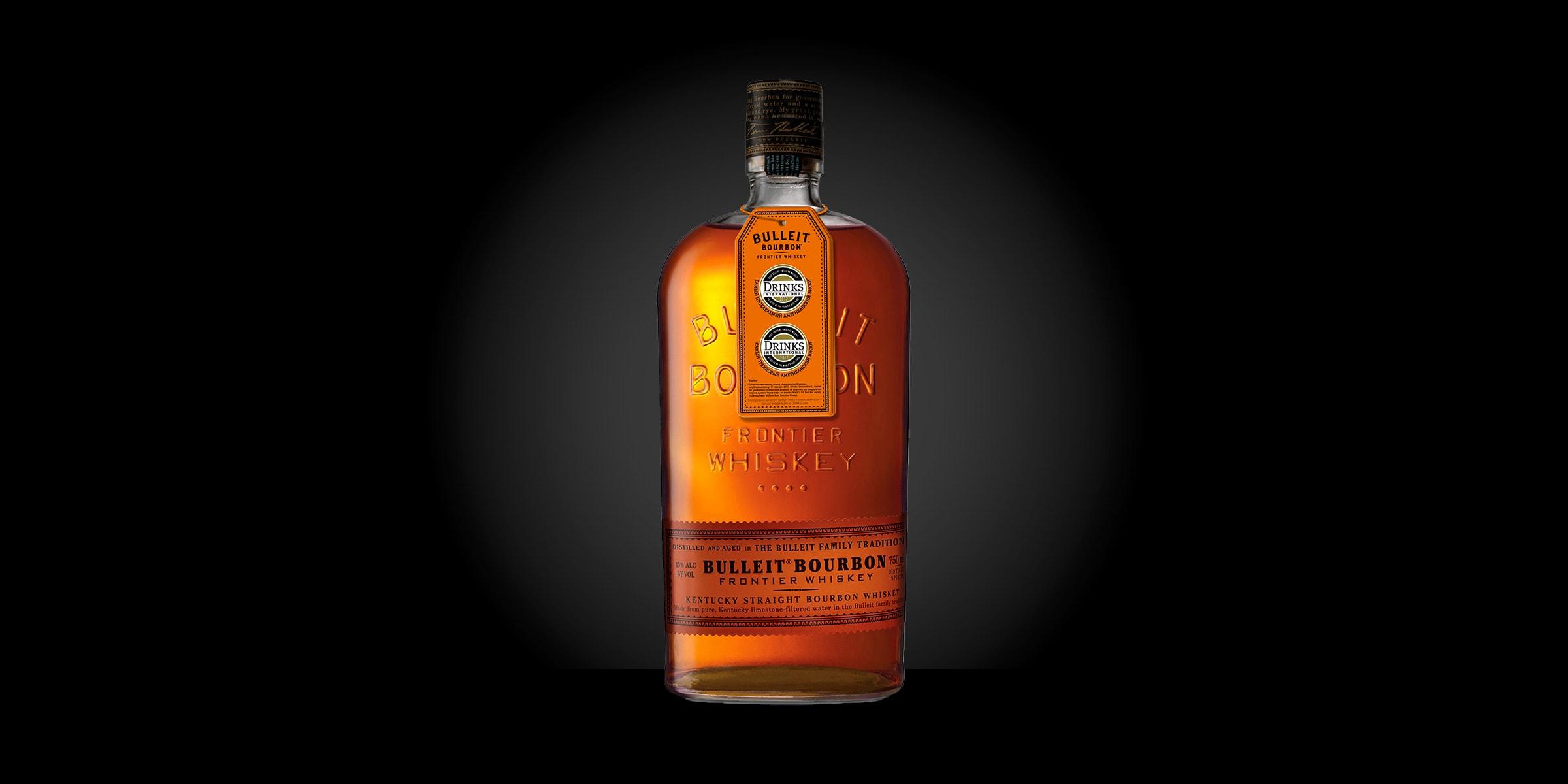bulleit whiskey bottle price size Luxe Digital