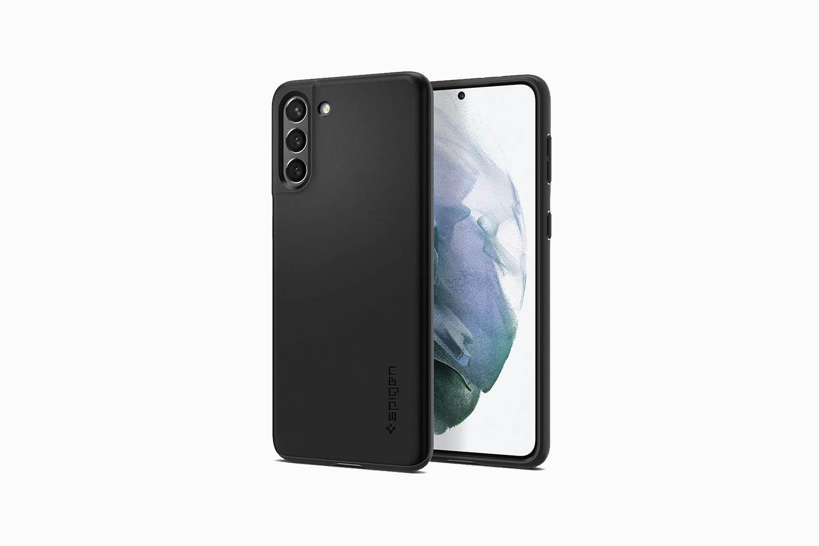 Best Samsung Case Spigen Thin Fit Review - Luxe Digital