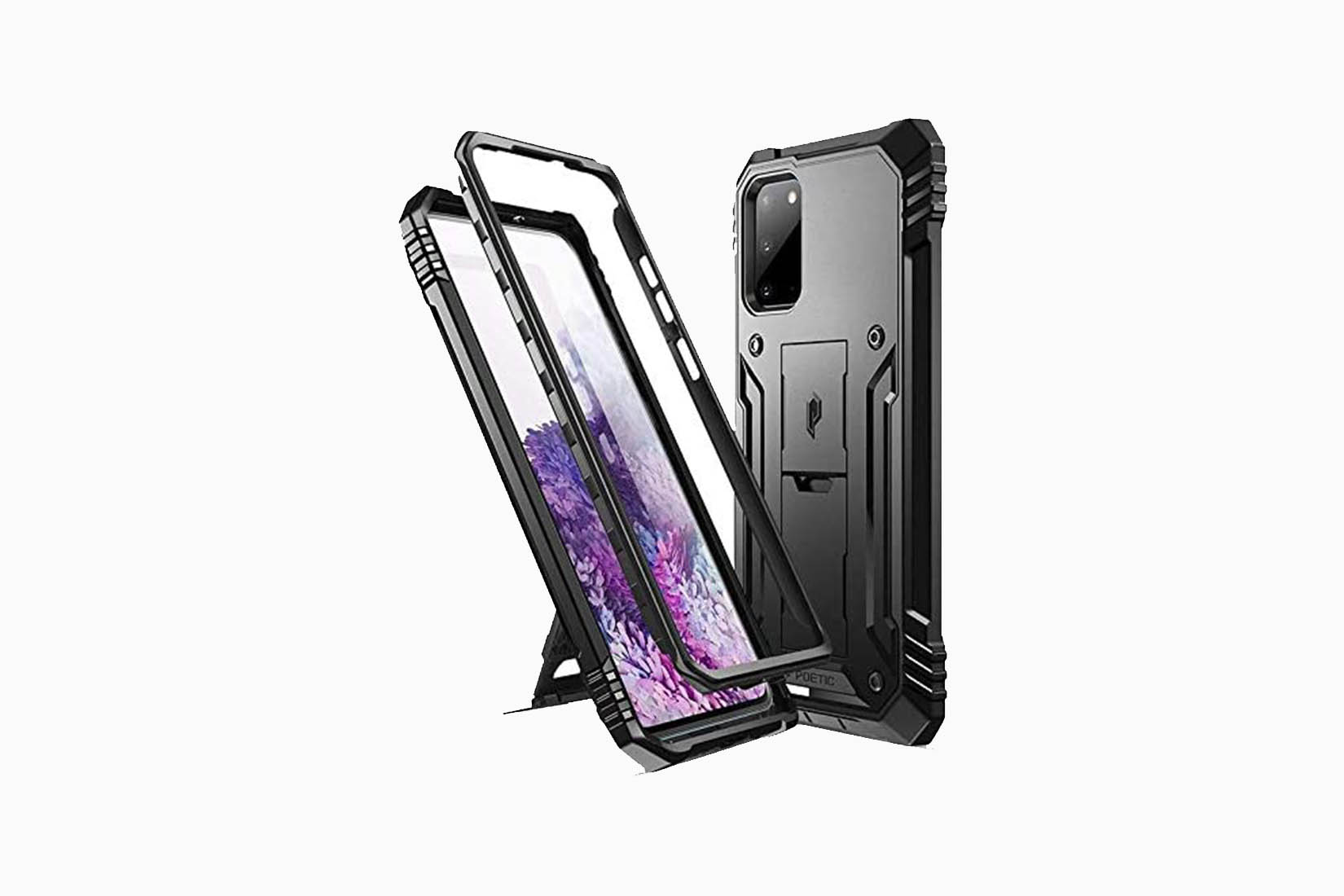 Best Samsung Case Poetic Revolution Review - Luxe Digital