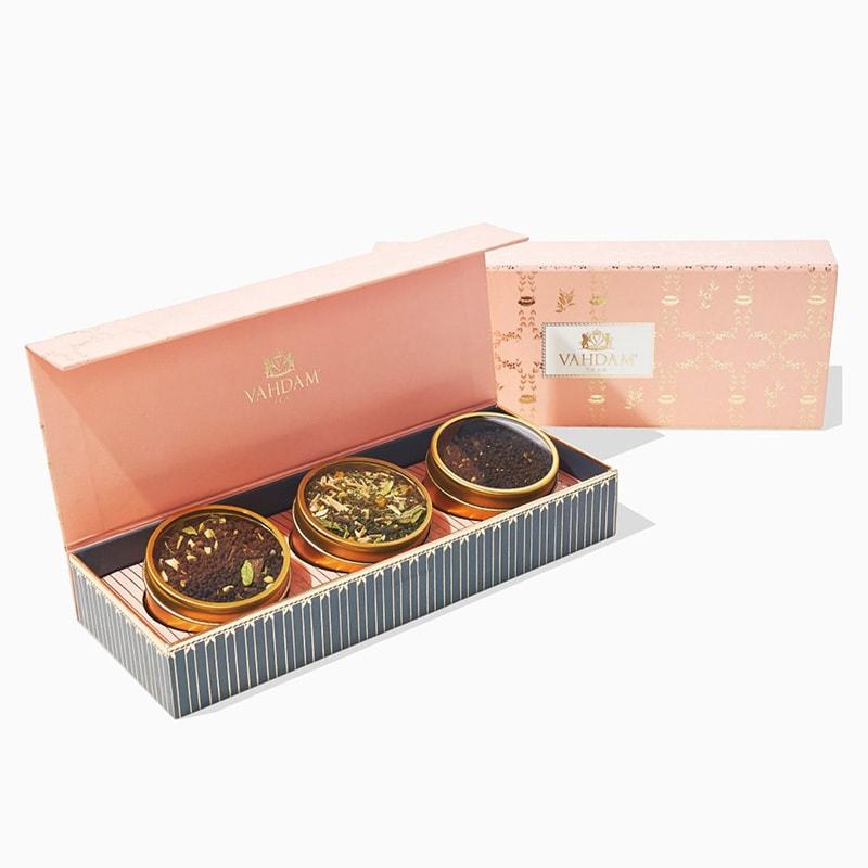 best gift women vahdam tea - Luxe Digital