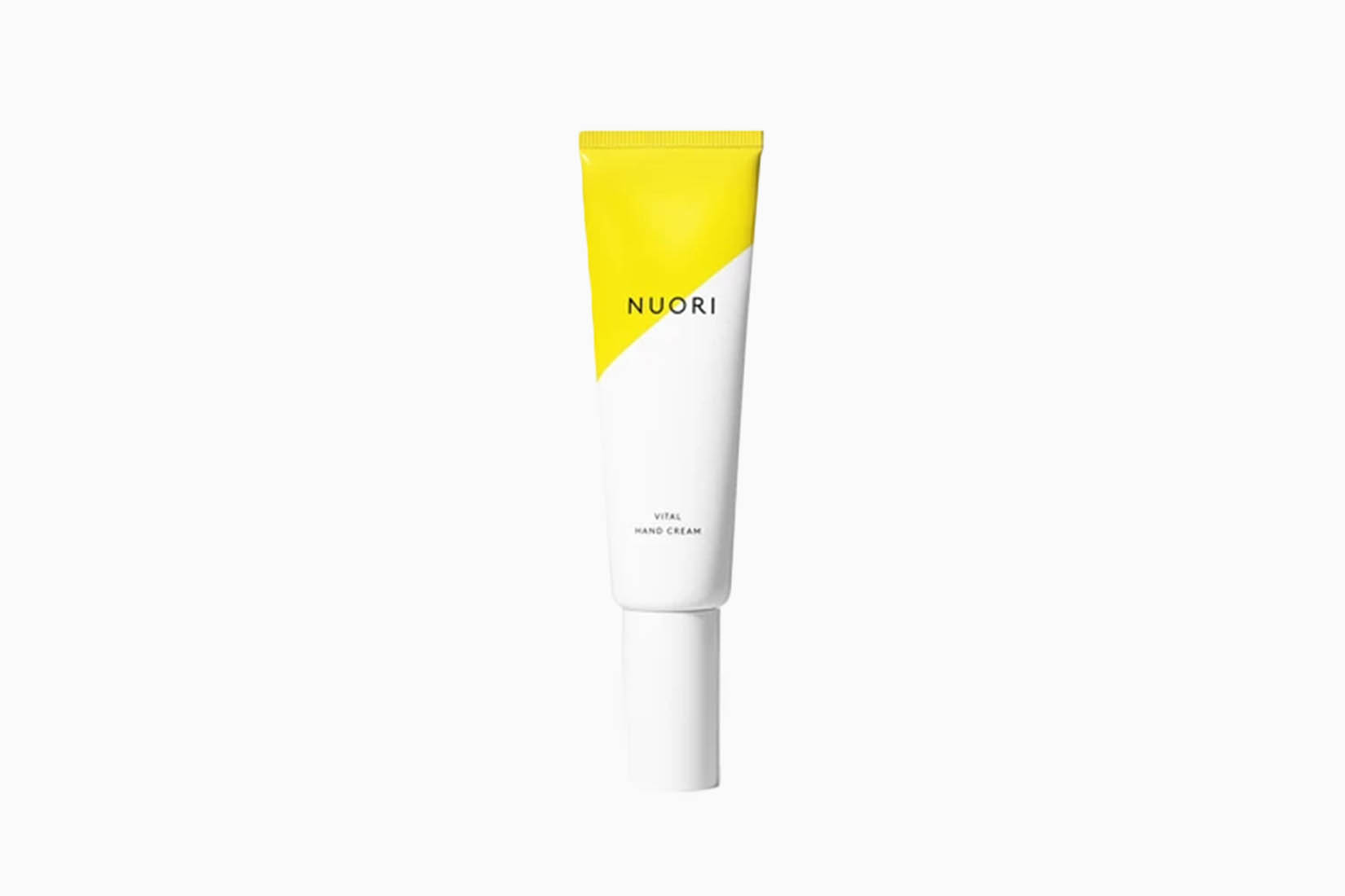 Best Hand Cream Nuori Vital Review - Luxe Digital