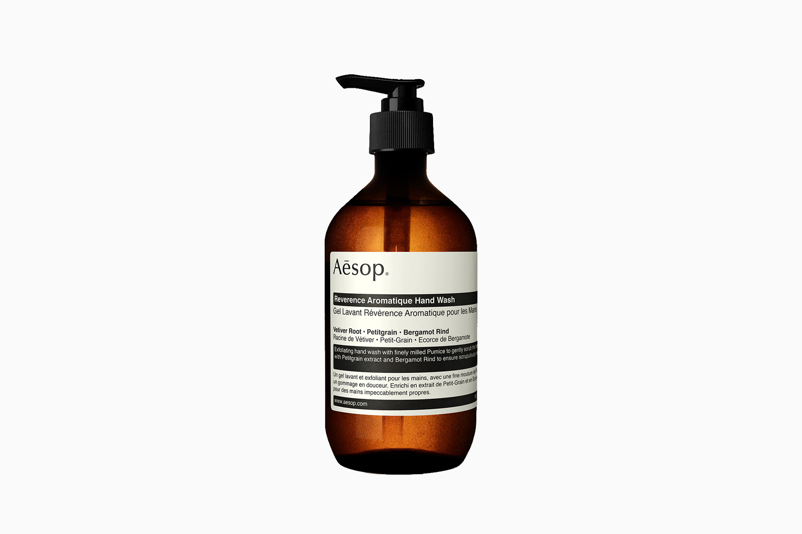 best hand soap aesop reverence review - Luxe Digital