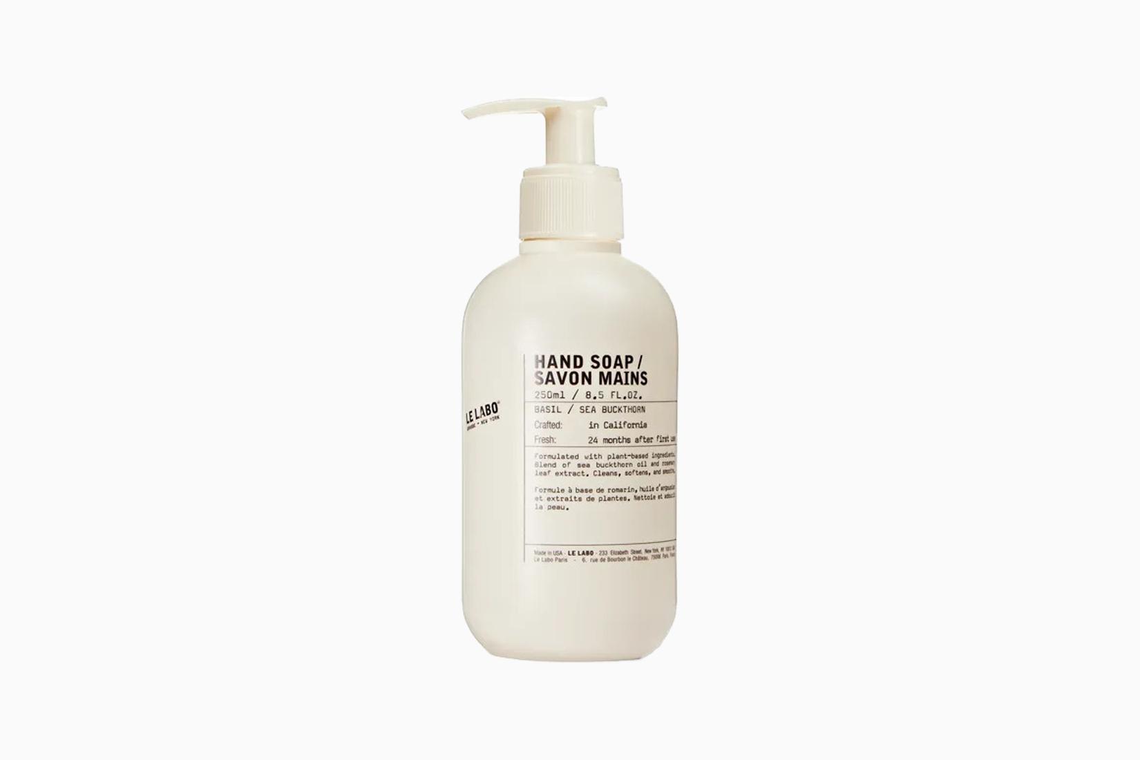 best hand soap le labo review - Luxe Digital