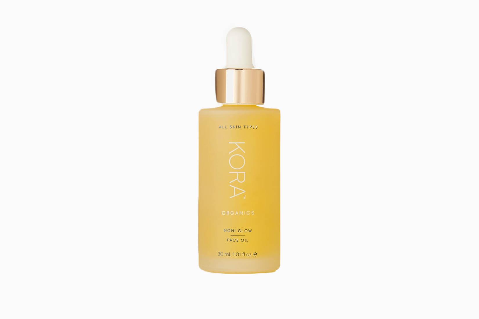 Best Face Oils Kora Organics Review - Luxe Digital