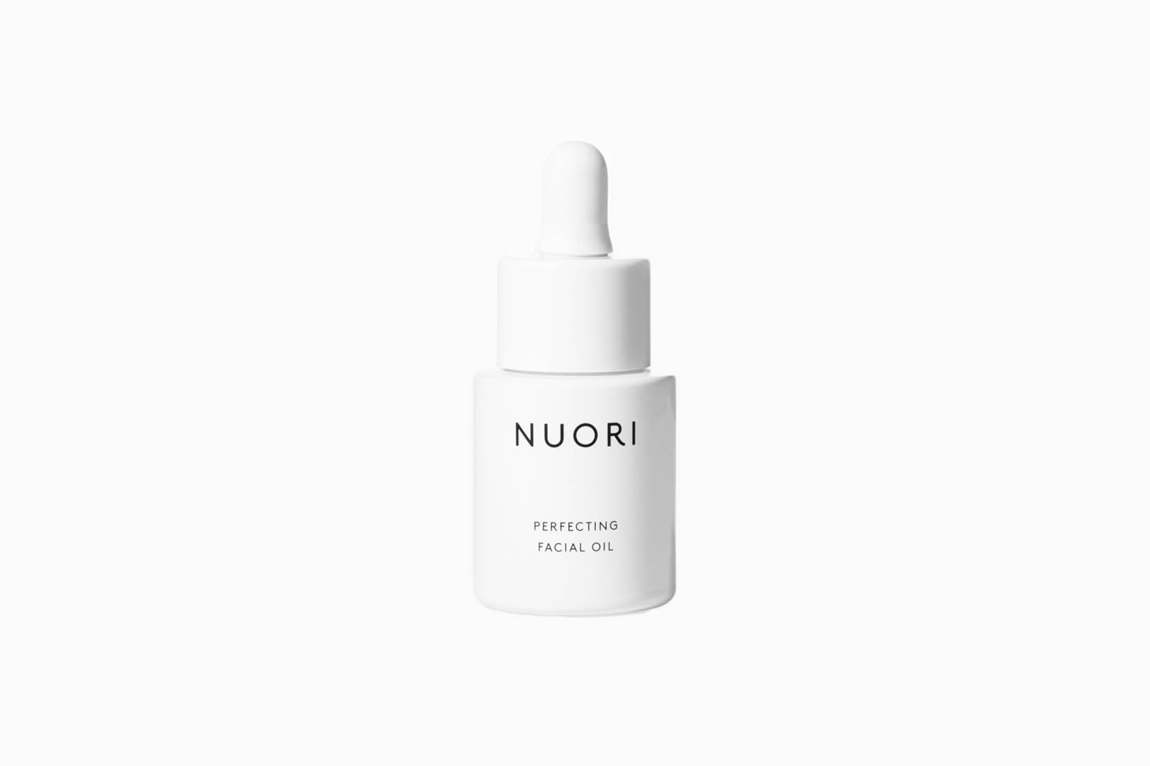 Best Face Oils Nuori Review - Luxe Digital