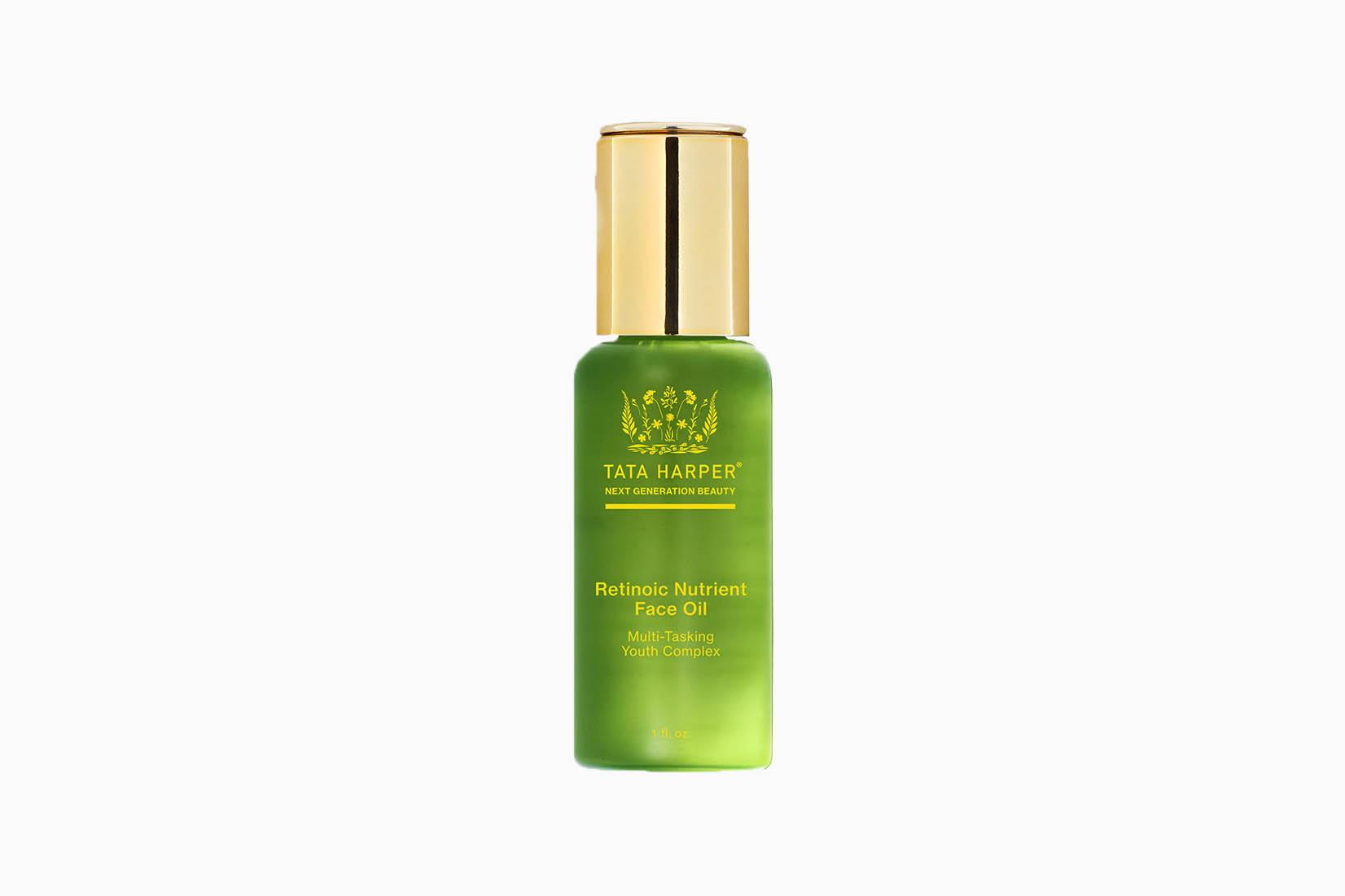 Best Face Oils Tata Harper Review - Luxe Digital