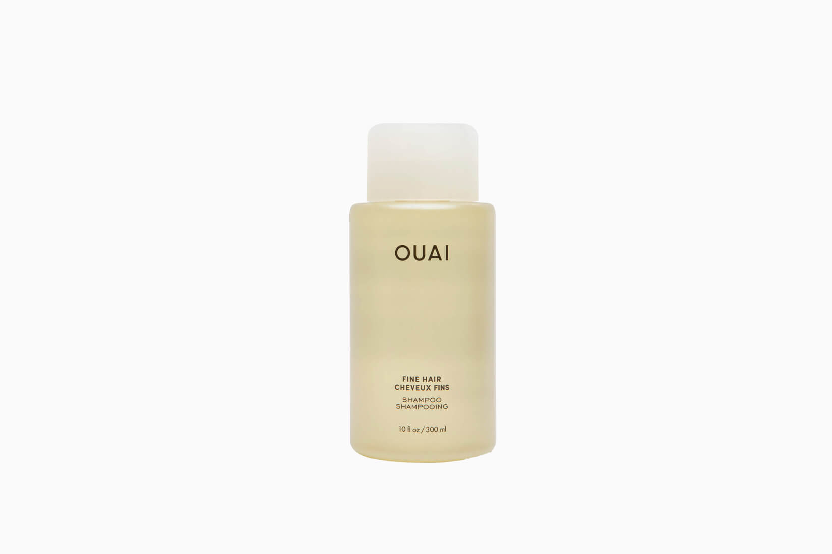 best hair growth shampoo women ouai review - Luxe Digital