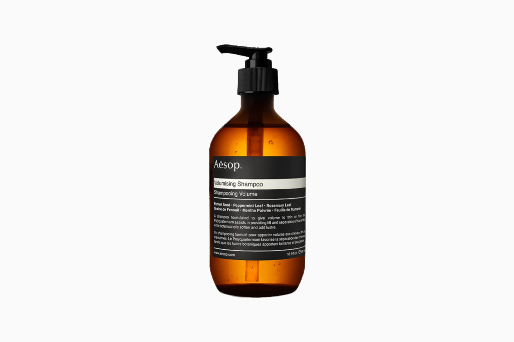 best hair growth shampoo women aesop review - Luxe Digital