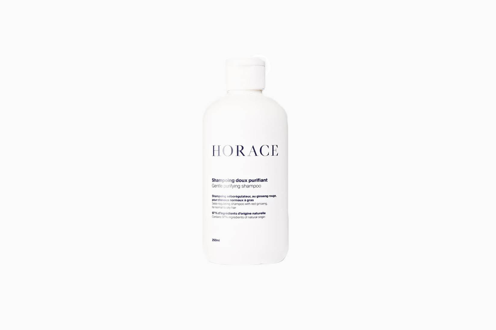 Best Hair Loss Shampoo Men Horace Review - Luxe Digital