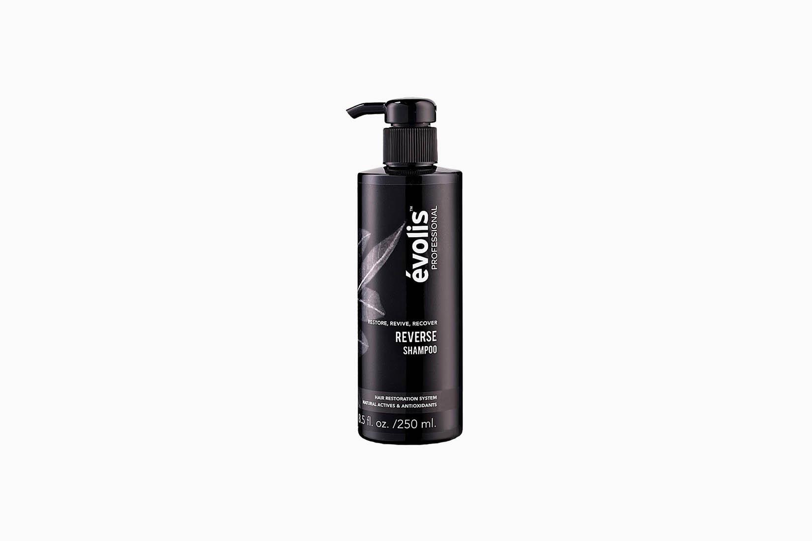 Best Hair Loss Shampoo Men Evolis Review - Luxe Digital