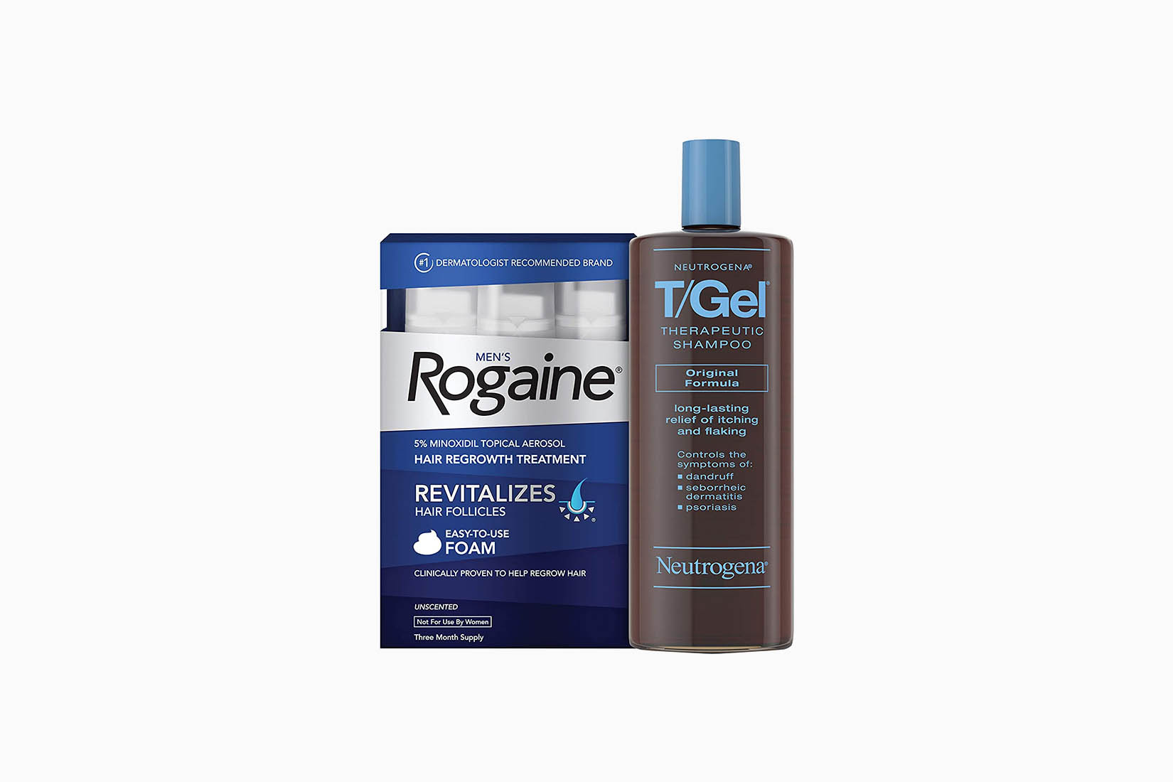 Best Hair Pura Dor Shampoo Men Rogaine Review - Luxe Digital