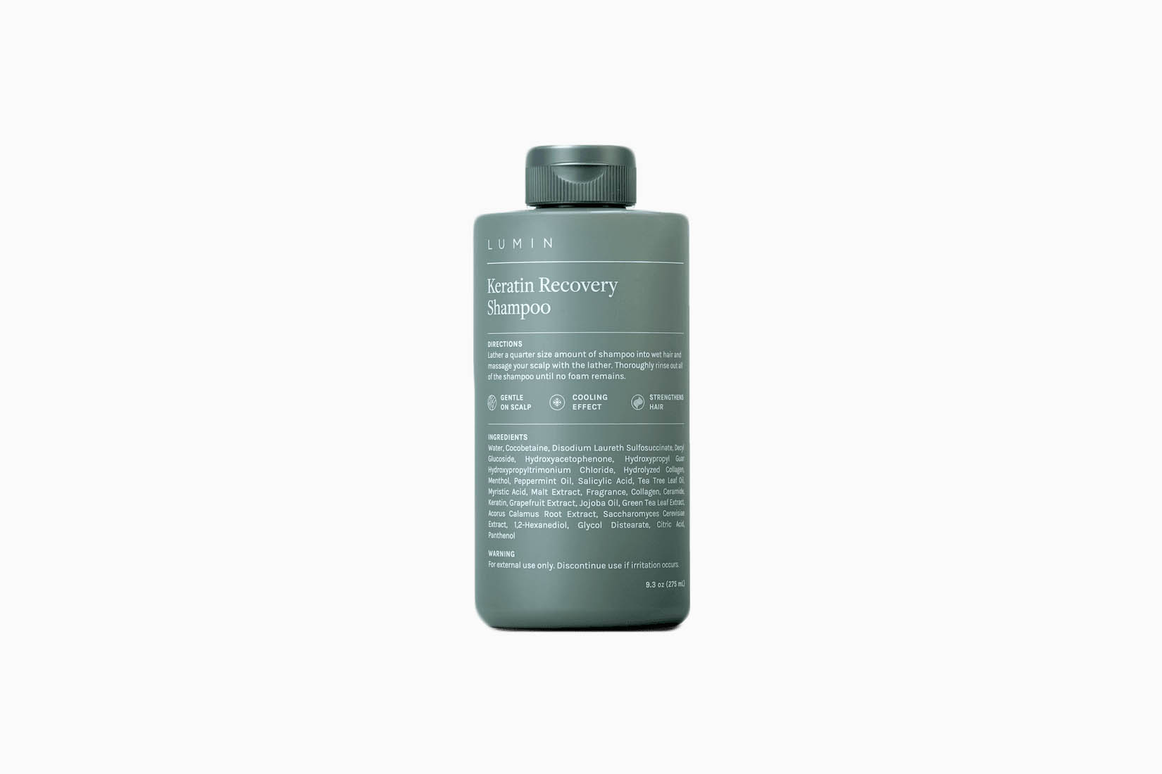 Best Hair Loss Shampoo Men Keratin Review - Luxe Digital