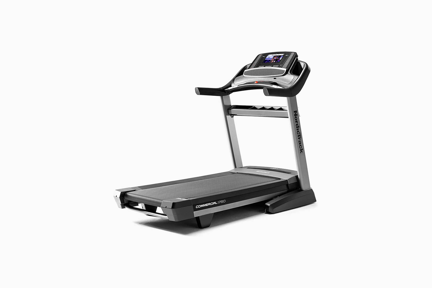 best home gym equipment nordictrack review - luxe digital