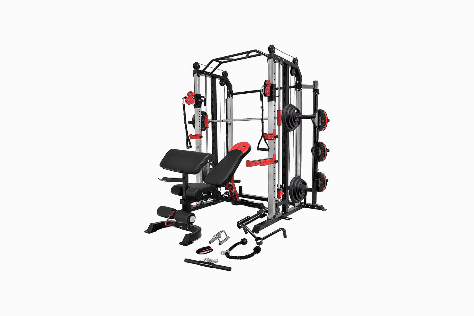 best home gym equipment mim usa review - luxe digital