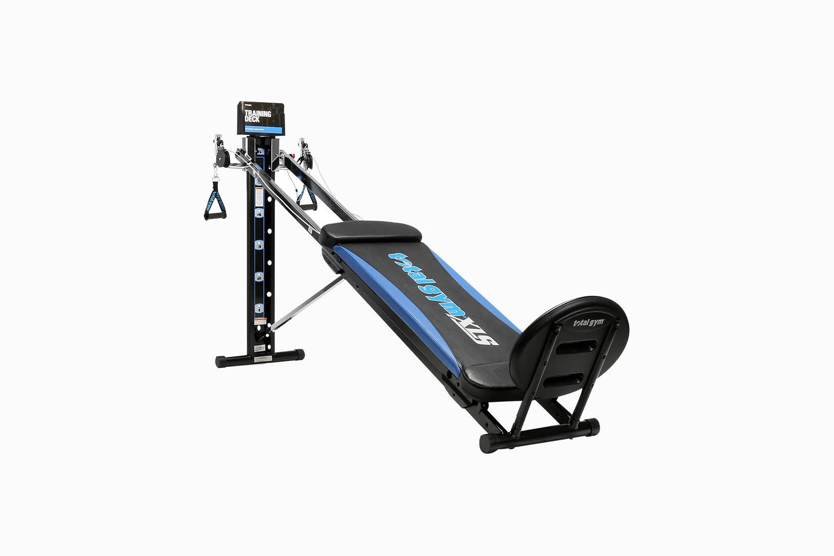 best home gym equipment total gym xls review - luxe digital