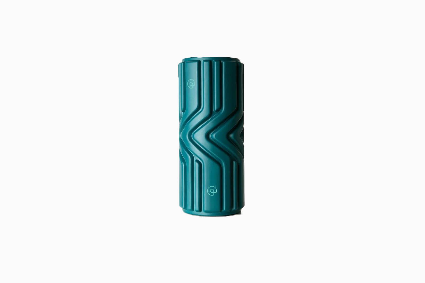 best home gym equipment p volve foam roller review - luxe digital
