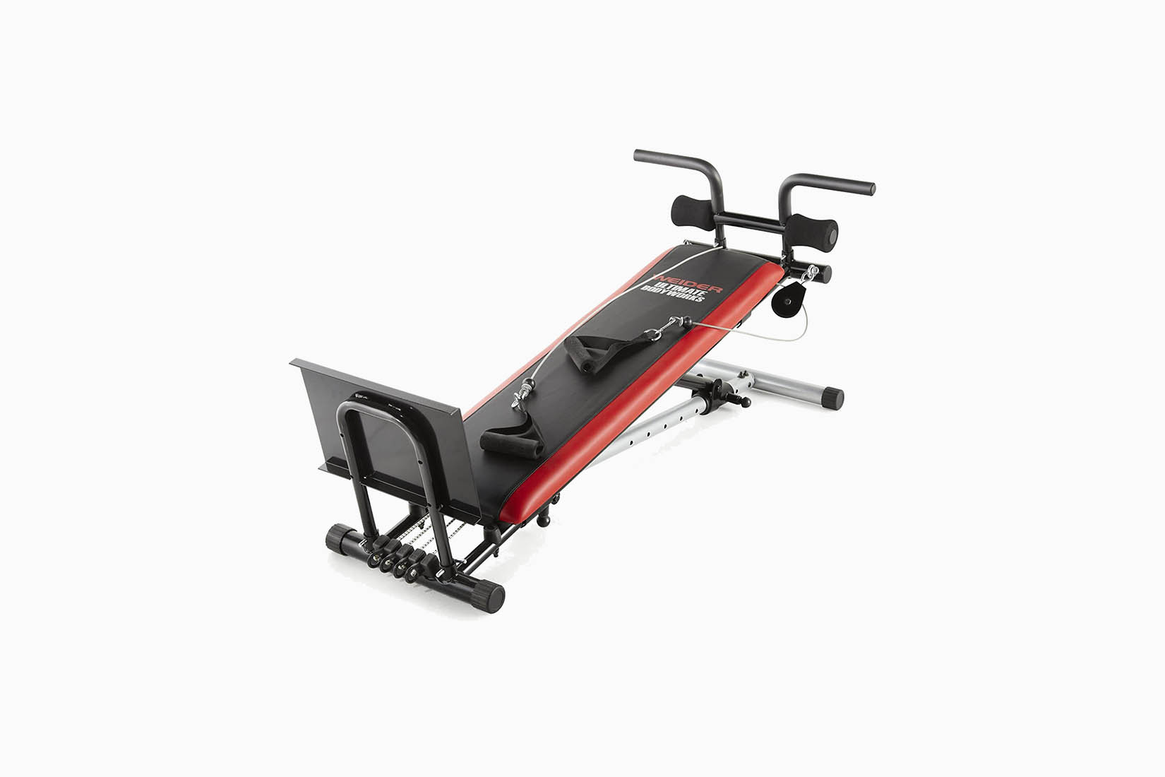 best home gym equipment weider review - luxe digital