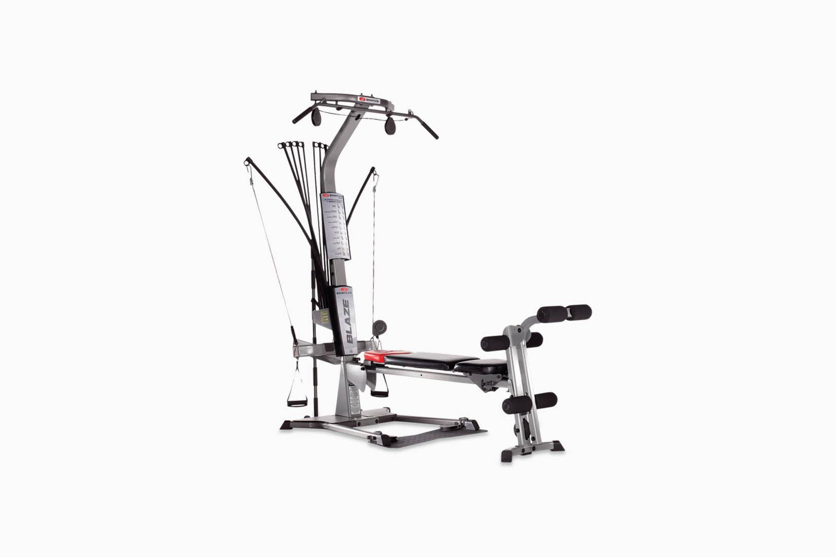 best home gym equipment bowflex review - luxe digital
