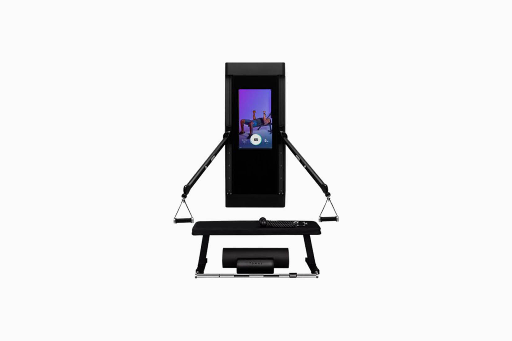 best home gym equipment tonal review - luxe digital