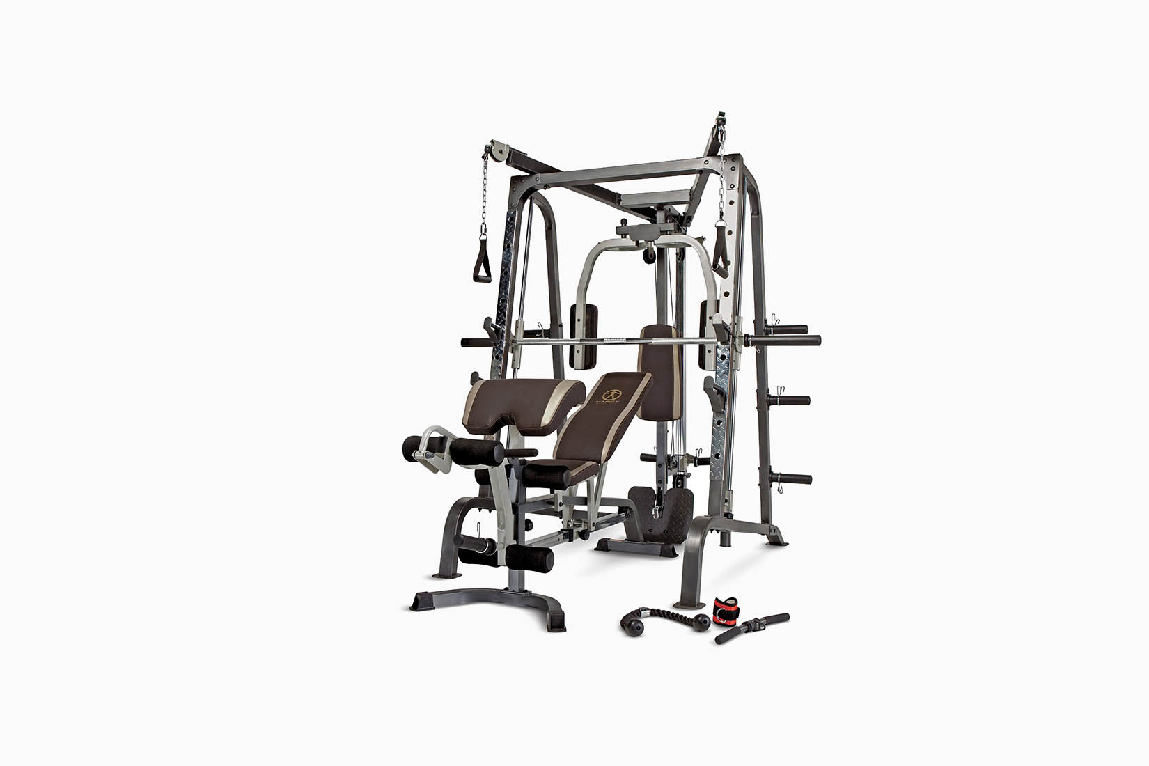 best home gym equipment marcy smith review - luxe digital