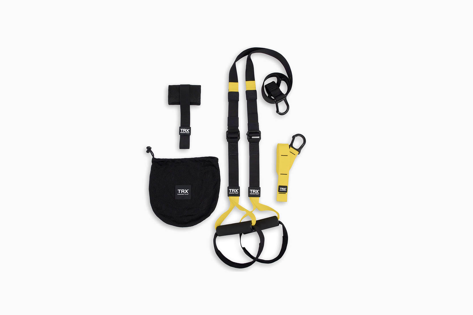 best home gym equipment trx review - luxe digital
