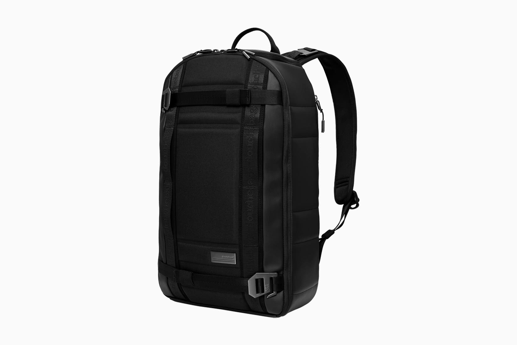 best edc backpack all black db review - Luxe Digital